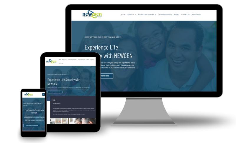 Philippines website redesign Service